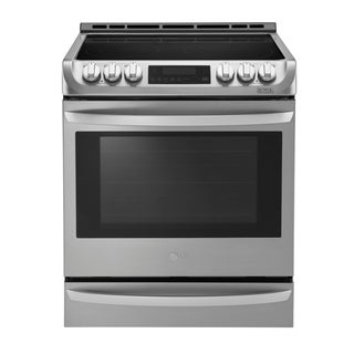 LG L30-inch Slide-in Electric Range