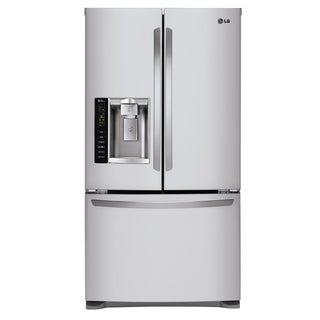 LG Stainless Steel 24.7-cubic Foot French Door Refrigerator