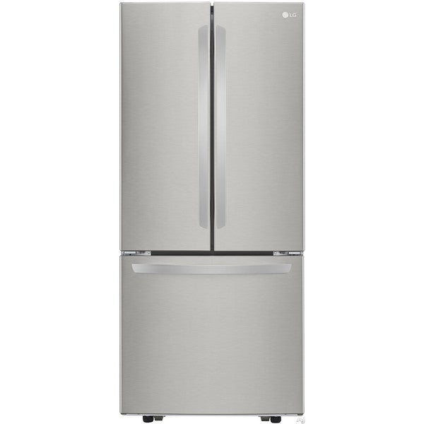 Lg 21 8 Cubic Foot French Door Refrigerator 18170625