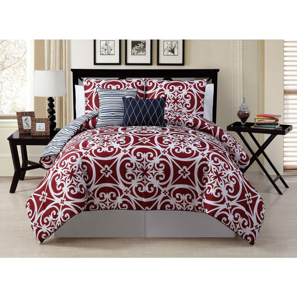 Kennedy 5-piece Comforter Set