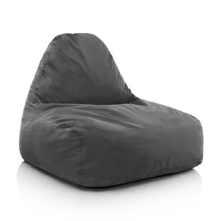 LUCID Oversized Shredded Foam Lounge Chair