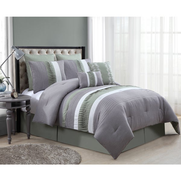 Lawrence 8-piece Comforter Set