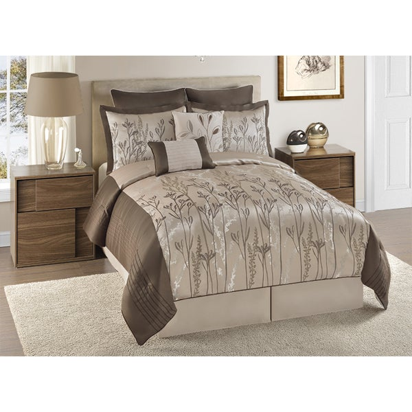 Norwood 8-piece Comforter Set