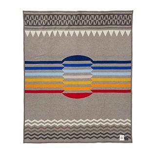 Pendleton Return of The Sun Indian Wool Throw