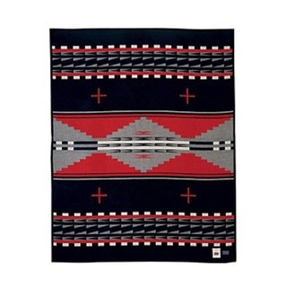 Pendleton Earth Indian Wool Throw
