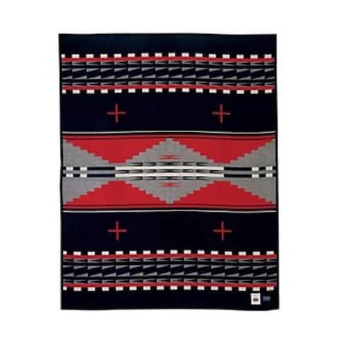 Pendleton Earth Indian Wool Throw