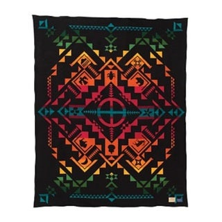 Pendleton Shared Spirits Heritage Collection Wool Throw