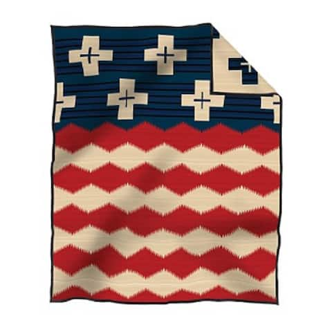 Pendleton Brave Star Wool Blanket