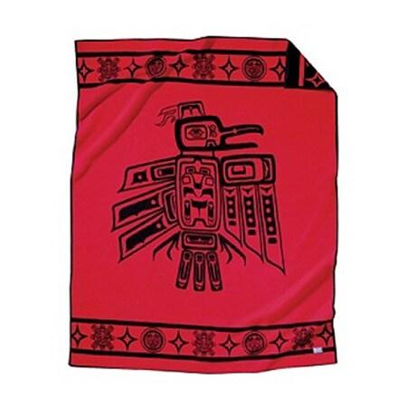 Pendleton Raven Indian Wool Throw