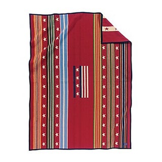 Pendleton Grateful Nation Wool Throw