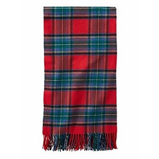 Pendleton 5th Avenue Red Stewart Throw