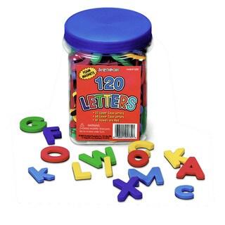 Letters Foam Magnet Set