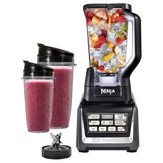 Nutri Ninja BL641 Blender Duo with Auto-iQ Technology