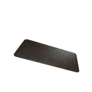 Carnation Home Fashions Slip-resistant Rubber Bath Mat (13'' x 20'')