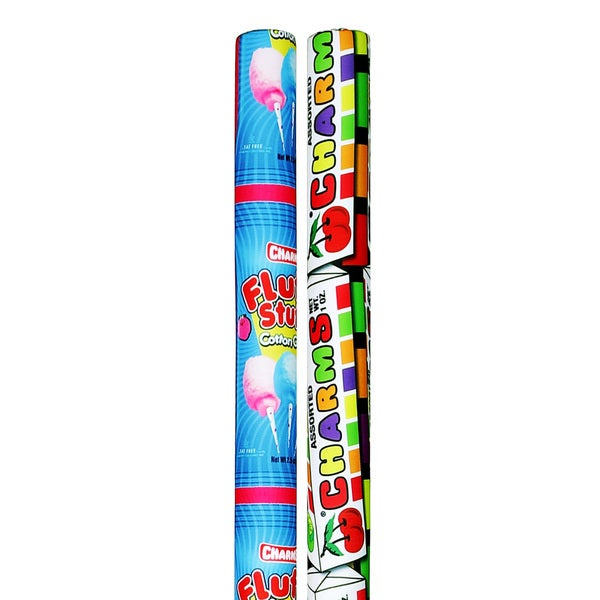 Designer Noodle Pool Noodles Bundle Charms Square Candy and Fluffy Stuff Cotton Candy
