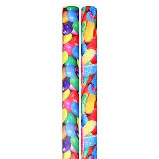 Designer Noodle Pool Noodles Bundle Gumballs and Sour Gummy Worms