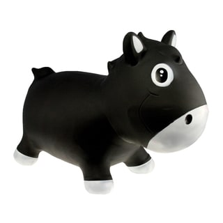 Kidzz Farm Jumping Black Harry Horse Hopper