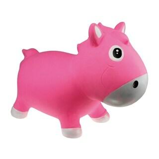 Kidzz Farm Jumping Pink Harry Horse Hopper