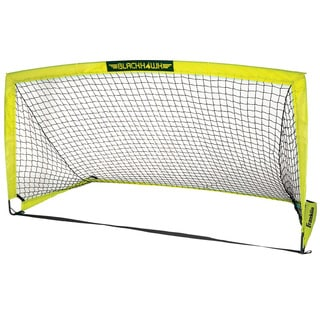 Franklin Sports 9' x 5' Fiberglass Blackhawk Goal