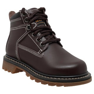 Tecs Children's Brown Work Boot