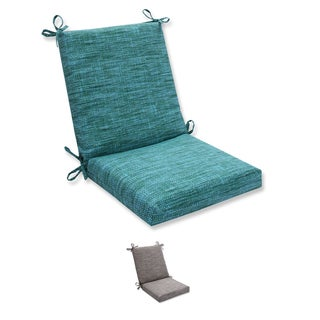 Pillow Perfect Outdoor/ Indoor Remi Squared Corners Chair Cushion