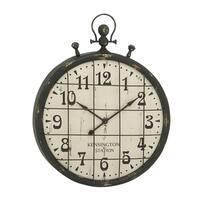 Carbon Loft Kellogg Metal Wall Clock
