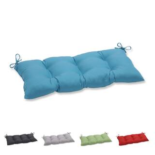 Shop Pillow Perfect Pompeii Red Bench Cushion Free