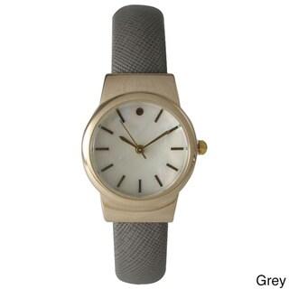 Olivia Pratt Cute and Colorful Cuff Watch