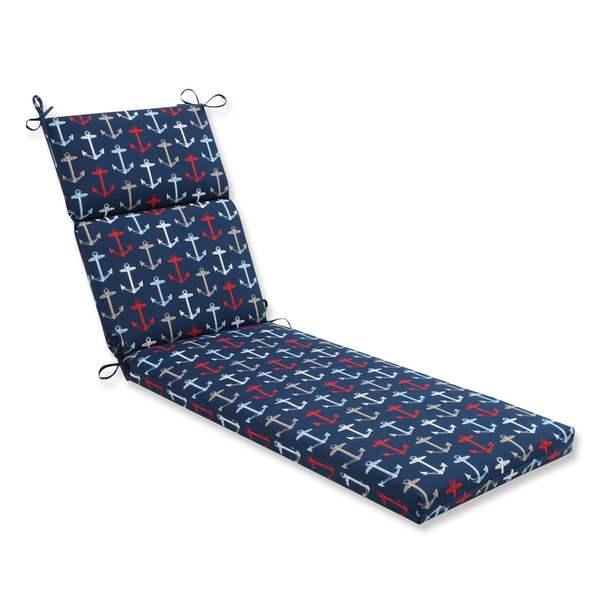 Shop Pillow Perfect Outdoor Indoor Anchor Allover Arbor