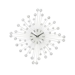 Metal Acrylic Wall Clock