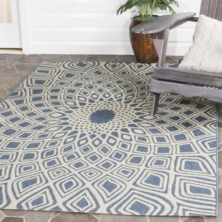 Safavieh Courtyard Marylyn Indoor/ Outdoor Rug