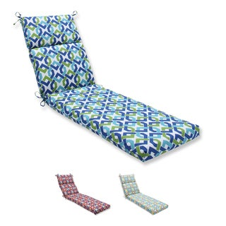 Pillow Perfect Outdoor/ Indoor Reiser Chaise Lounge Cushion
