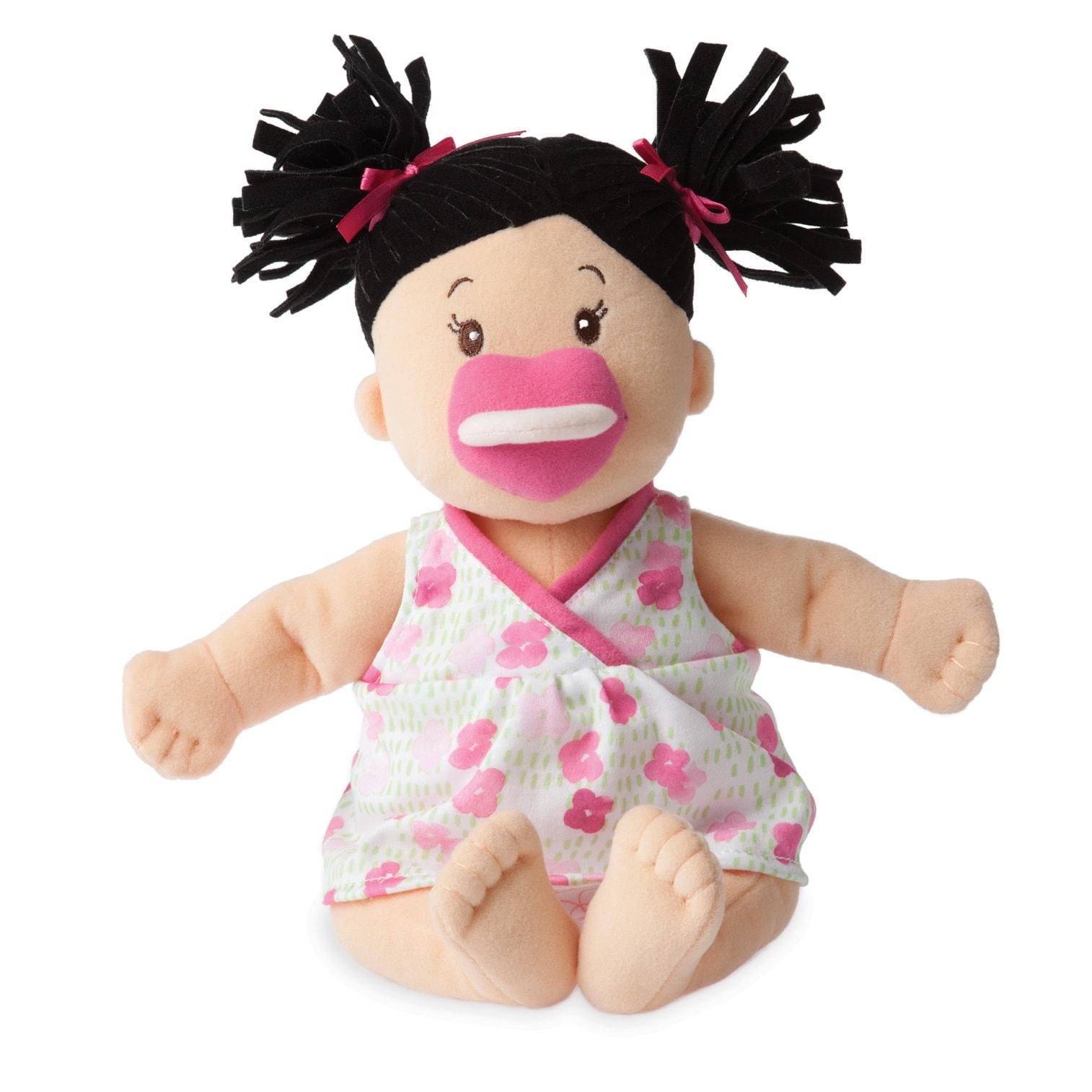 Manhattan Toy Baby Stella Brunette Doll (G011964474844), ...