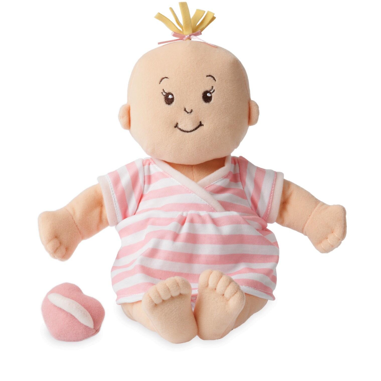 Manhattan Toy Baby Stella Peach (Pink) Doll (G011964474851)