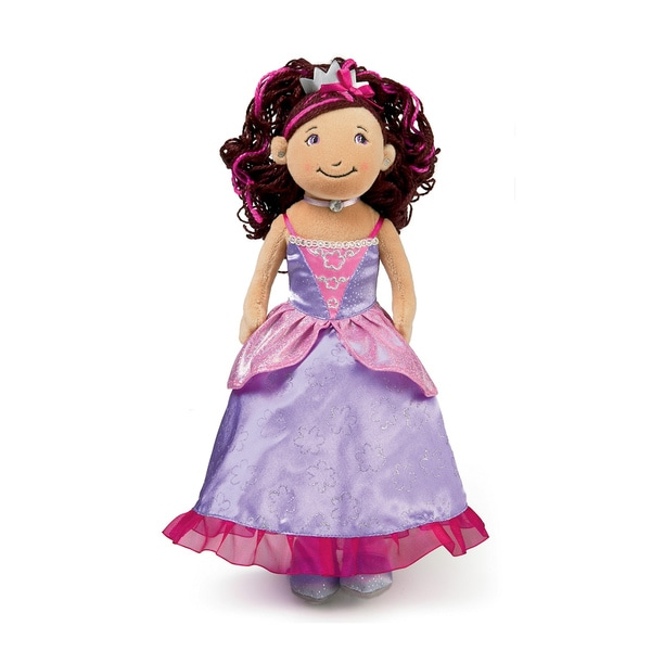 Manhattan Toy Groovy Girls Princess Ariana (Brunette) 13-inch Doll