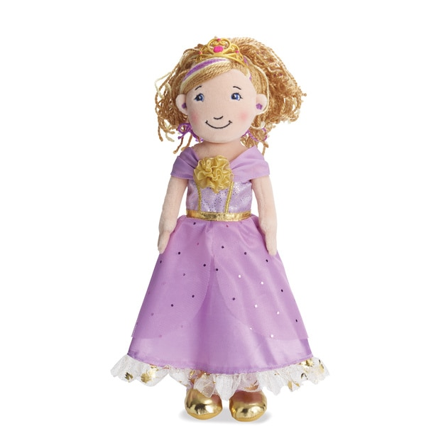 Manhattan Toy Groovy Girls Princess Ella 13-inch Doll