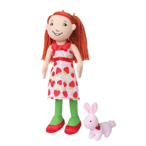 Manhattan Toy Groovy Girls Style Scents Sadie and Shortcake 13-inch Doll