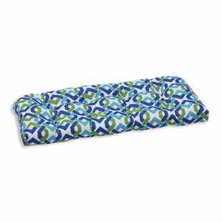 Pillow Perfect Outdoor/ Indoor Reiser Wicker Loveseat Cushion