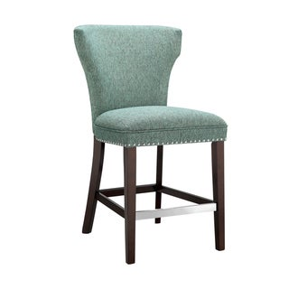 """Link to Madison Park Klynn Counter Stool - 22.5""""w x 22.25""""d x 37.75""""h Similar Items in Dining Room & Bar Furniture"""