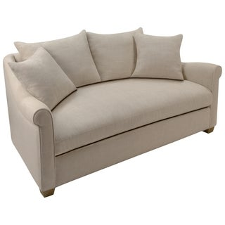 Safavieh Couture Collection Frasier Oak Natural Loveseat