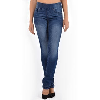 Women's Bluberry Slim Leg Denim Jeans