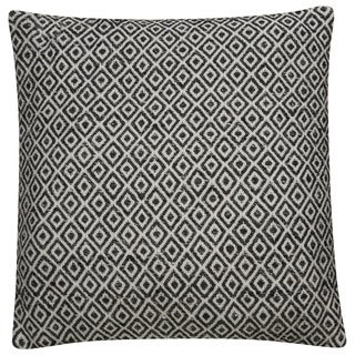 Link to Tribal Pattern Ivory/Black Throw Pillow Similar Items in Decorative Accessories