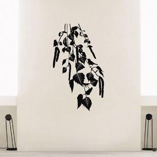 Bird Tree Wall Art Decal Sticker