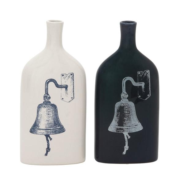 Ceramic Assorted Vases (Set of 2)