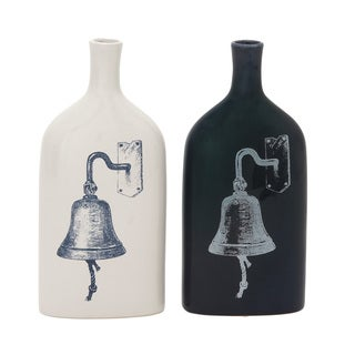 Ceramic Assorted Vases (Set of 2)
