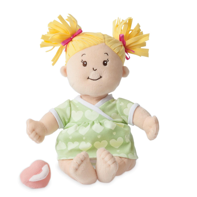 Manhattan Toy Baby Stella Blonde (Yellow) Doll (G01196447...