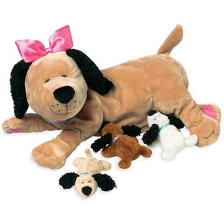 Manhattan Toy Nursing Pets Nursing Nana Plush Toy