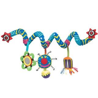Manhattan Toy Whoozit Activity Spiral Baby Stimulation Toy