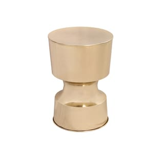 Iconic Gold Stool