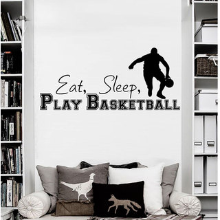 Quotes Sports Game Wall Art Decal Sticker